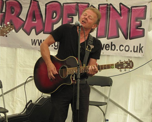 Kev Walford On Songwriting
