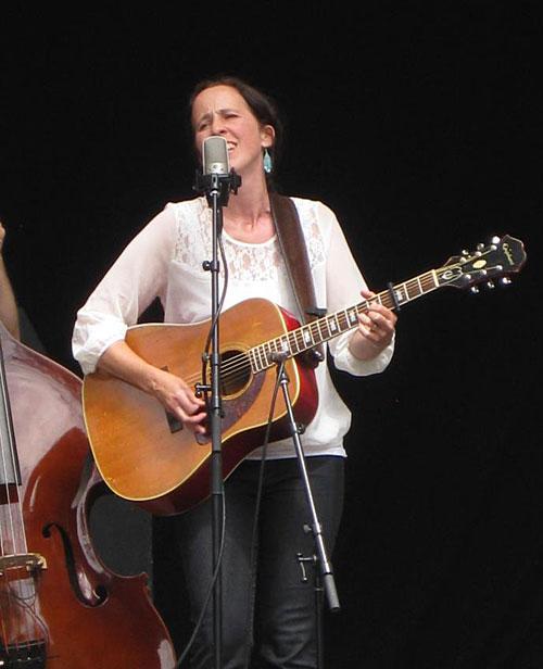 Rita Hosking On Songwriting