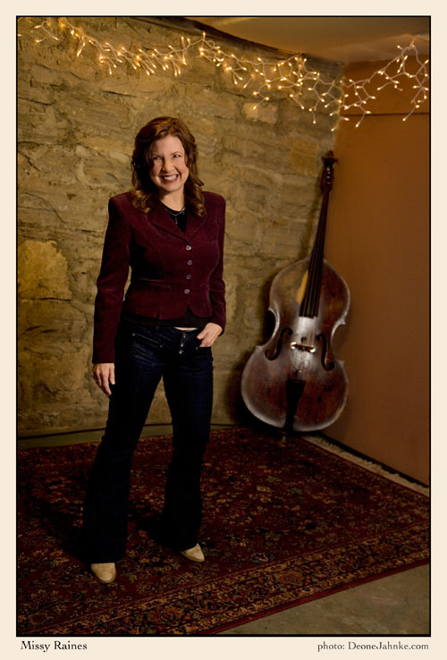 Missy Raines On Songwriting